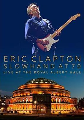 ERIC CLAPTON / エリック・クラプトン Live at the Royal Albert Hall | Slowhand at 70